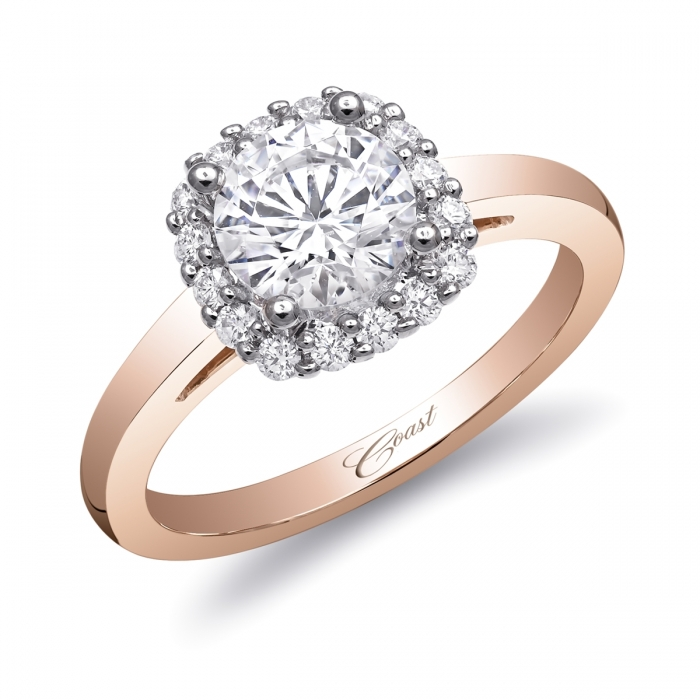 Engagement Rings Gold Coast: Engagement Ring #LC5381RG